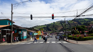 Small Towns towards Arenal Volcano