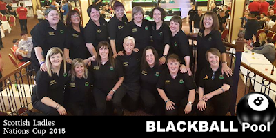 scottish ladies blackball team