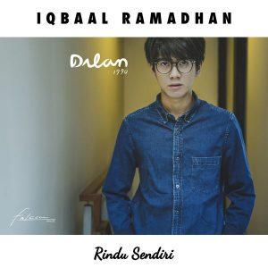 Download Iqbaal Ramadhan - Rindu Sendiri (Dilan 1990) [MP3]