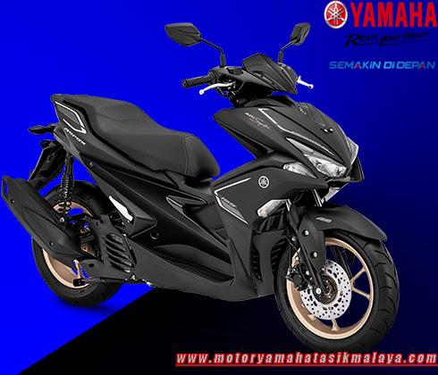 Brosur Motor Yamaha Aerox Tasikmalaya