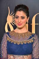 Raai Laxmi in Beautiful Backless Designer Anarkali Gown at IIFA Utsavam Awards 2017  Day 2  Exclusive 18.JPG