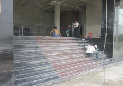 Báo giá thi công đá Granite tự nhiên tại Buôn Ma Thuột - Daklak