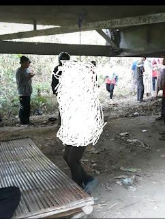 Tak Kunjung Sembuh,Tarmanto Warga Desa Tulung Memilih Gantung Diri