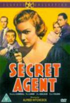 Watch Secret Agent Online Free in HD