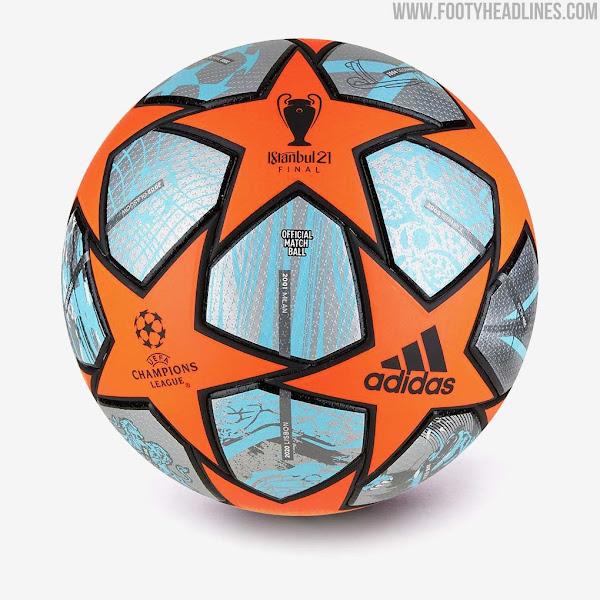 Adidas Champions League Final 2021 20th Anniversary Ball ...