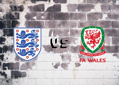 Inglaterra vs Gales  Resumen y Partido Completo