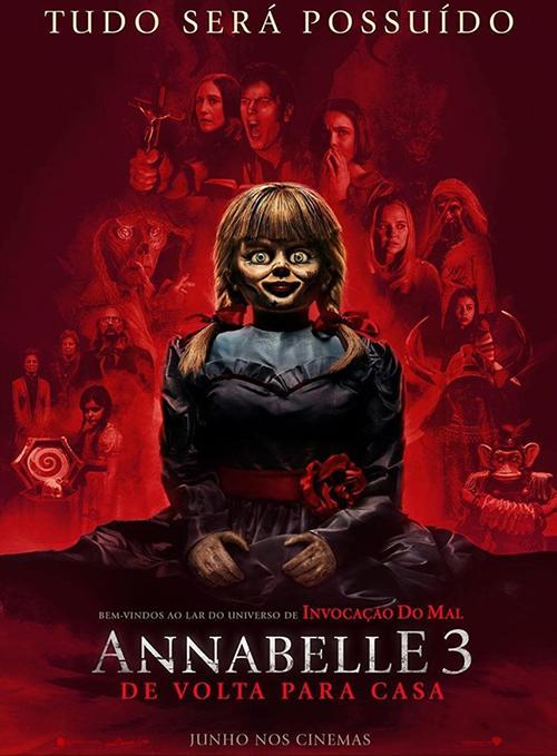Annabelle 3: De Volta Para Casa 2019 Dublado