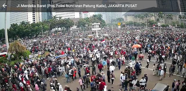 PDIP: Bukan Soal UU Cipta Kerja, Aksi 1310 Ingin Jatuhkan Presiden Jokowi