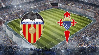 مشاهدة مباراة فالنسيا وسيلتا فيجو 19-9-2020 بث مباشر في الدوري الاسباني