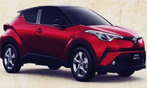 Harga dan Spesifikasi Perbandingan All New Toyota CHR Vs Honda HRV