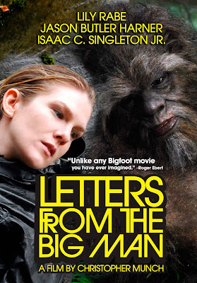 Letters from the Big Man Poster