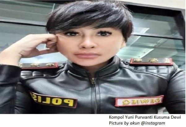 Sangat Menyentuh Pesan Kapolsek Astana Anyar Kompol Yuni