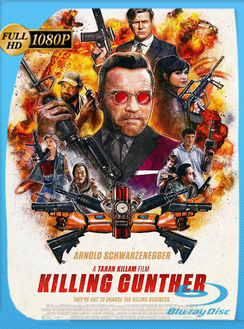 Asesinos internacionales (Killing Gunther) (2017) HD [1080p] Latino [GoogleDrive] SilvestreHD