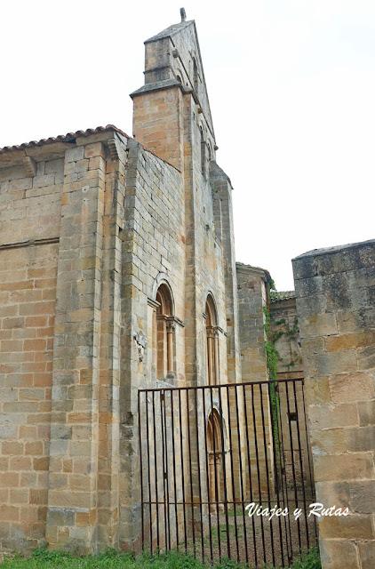 Iglesia del Monasterio de Santa María la Real, Aguilar de Campoo