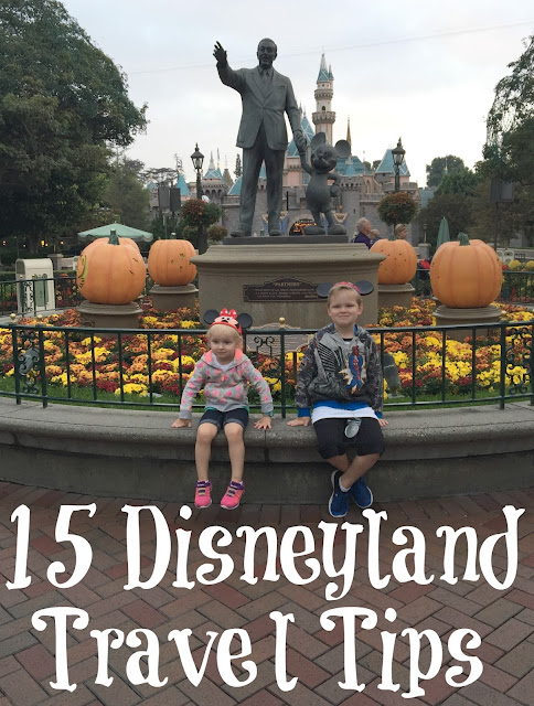 15 Disneyland Travel Tips, Disneyland Travel Tips, Disneyland Travel Tips for families, planning a trip to Disneyland, Disneyland traveling tips, tips for visiting disneyland