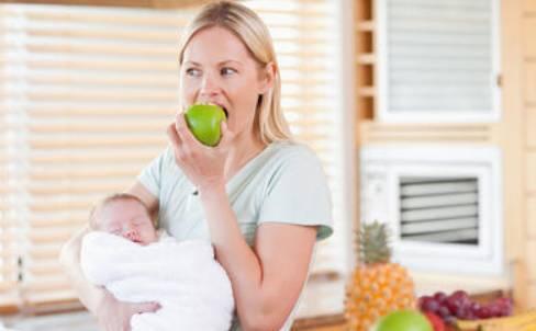 12 Tips Diet Untuk Ibu Menyusui Yang Aman
