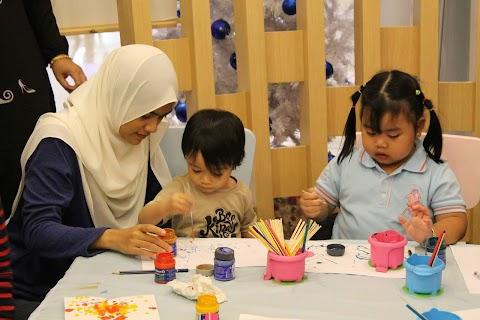 Program Cuti Sekolah dan YES Bersama Pelikan