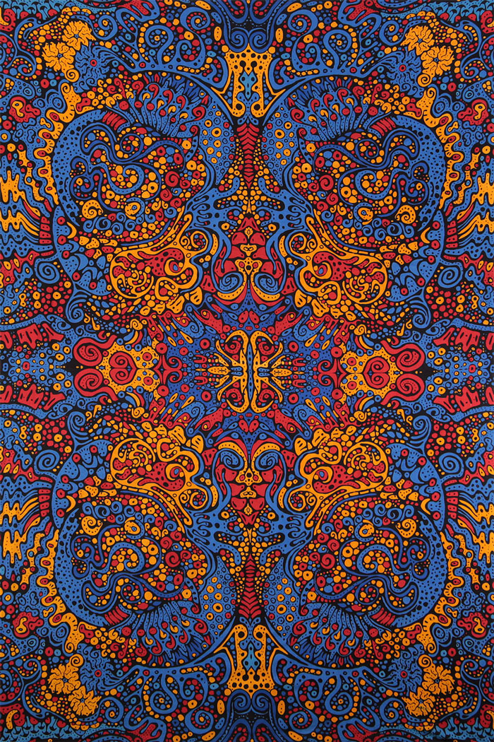 3d Wallpapers Buy Online 25 Psychedelic Tapestries And Where To Buy
