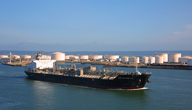 Объемы добычи нефти ОПЕК снижаются