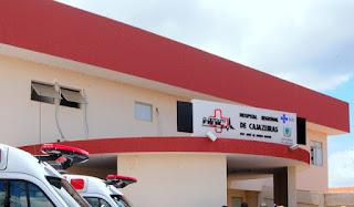 urgente: Hospital de Cajazeiras PB estar com 100% dos leitos de UTI ocupados por pacientes com complicações da COVID-19