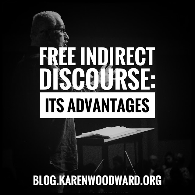 Free Indirect Discourse: Its Advantages