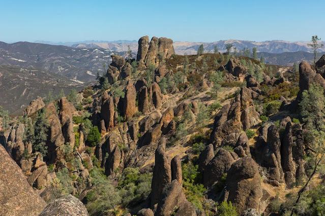 Pinnacles National Park - California