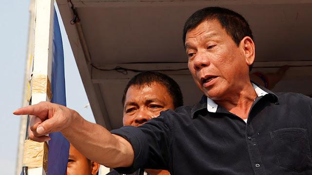 """El presidente filipino sobre la matanza masiva de narcos: """"No me importan los derechos humanos"""""""