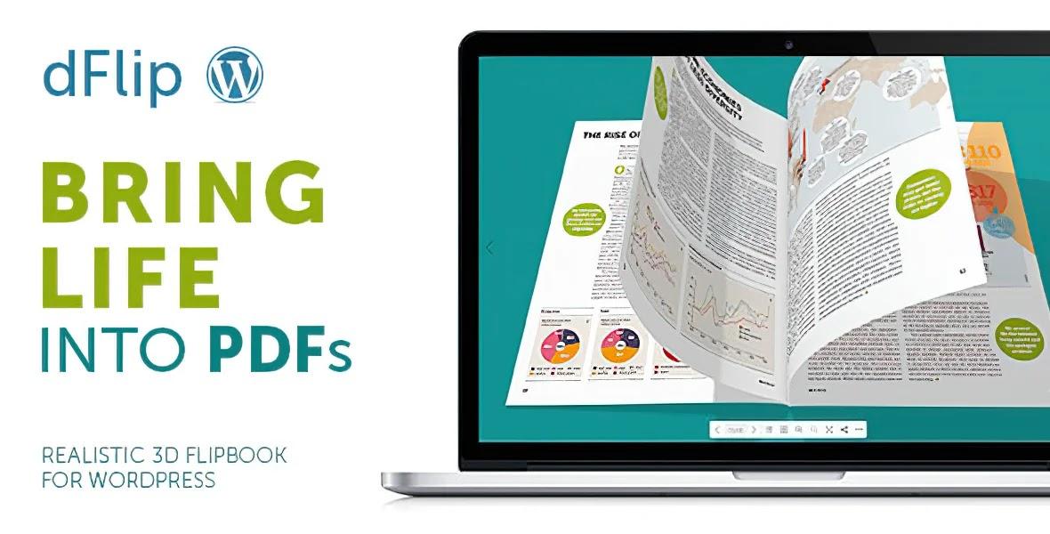 dFlip PDF FlipBook WordPress Plugin | Media