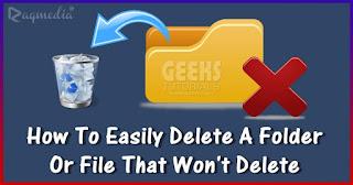 طريقة-حذف-الملفات-المستعصية-بدون-برامج