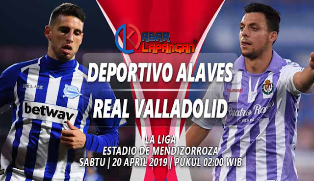 Prediksi Bola Alaves vs Real Valladolid Liga Spanyol