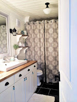 Nice shower curtains for bathroom decorating ideas