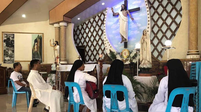 Doa Dari Pilipina Sebagai Cinta Kami Untuk Indonesia