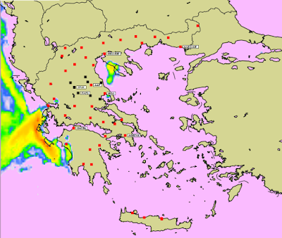 2 - Πρόγνωση Ελλάδας-Θεσσαλίας 24-26/1/2020