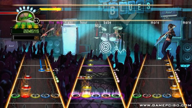 download game ppsspp guitar hero format iso