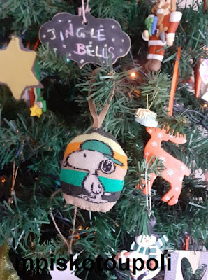 DIY ORNAMENTS FROM OLD CLOTHES