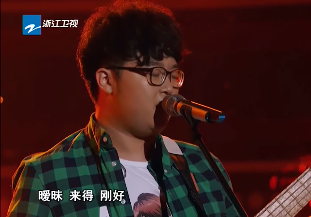 ‎中國新歌聲‬ SING CHINA, Top 5 of Jay Chou Team (Ep 7)