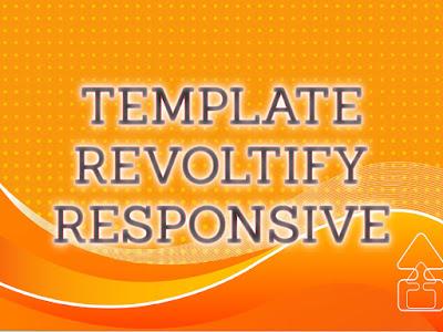 Template Terbaru 2017 Revoltify Alternate 2 Blogger Seo Responsive Download Gratis