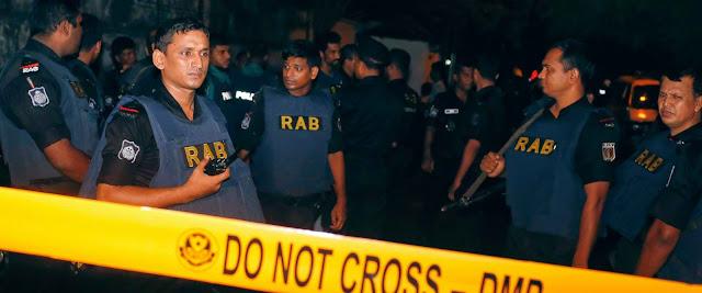 20 Hostages Killing in Bangladesh Restaurant Standoff