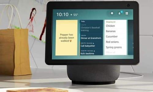 Amazon develops Echo for wall-mounting