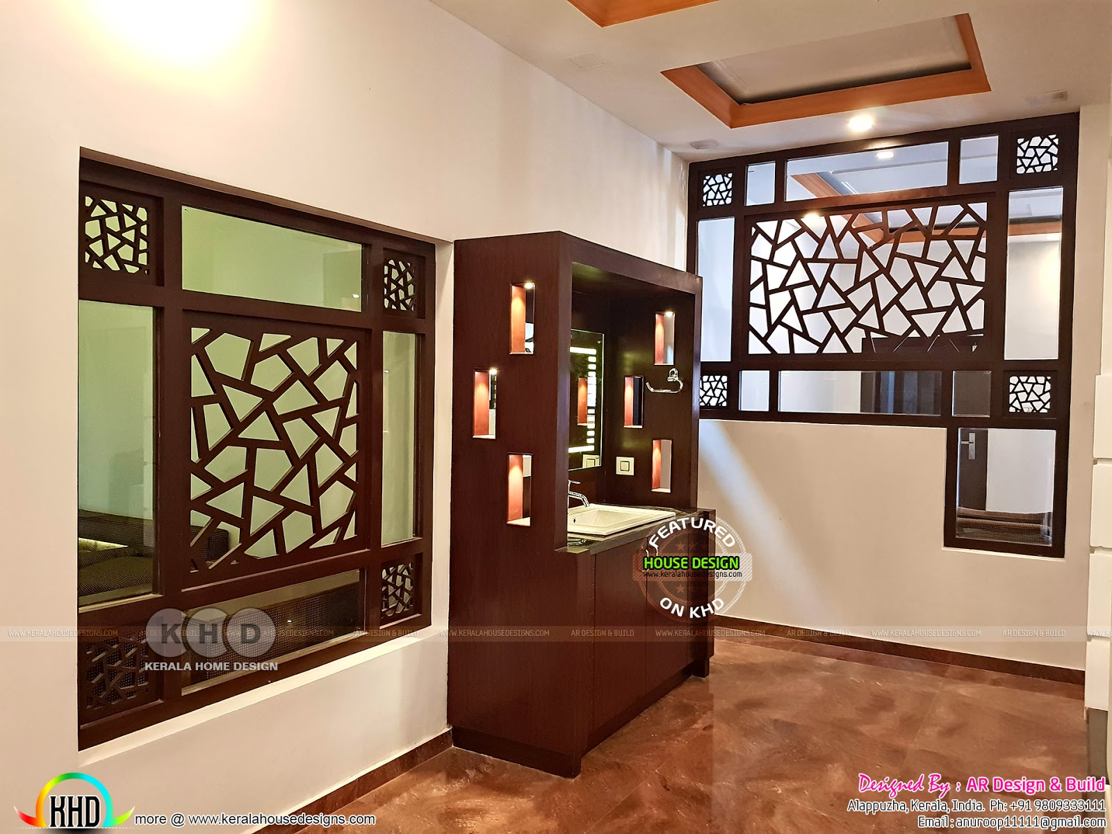Furnished interior designs in Kerala - Kerala home design ...