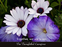 The Thoughtful Caregiver Alzheimer's Reading Room