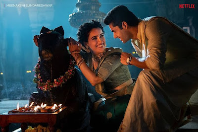 Meenakshi Sundareshwar netflix movie