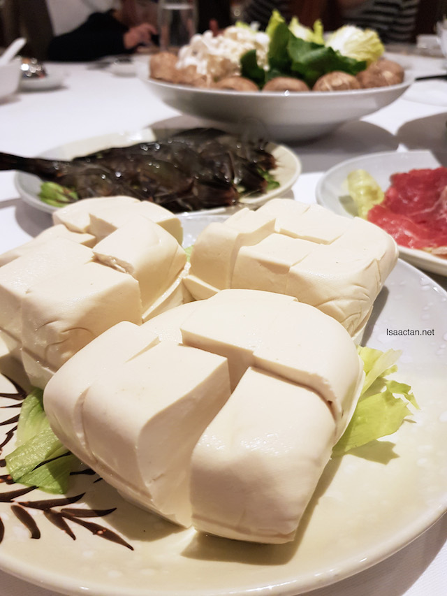 Tofu for the health conscious folks
