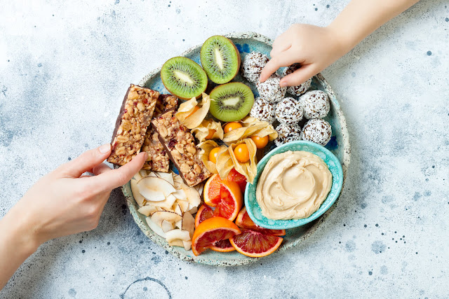 Healthy Snacks for Healthy Living