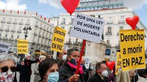 Spain approves euthanasia law