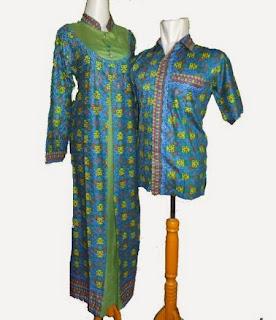 grosir baju batik gamis pekalongan