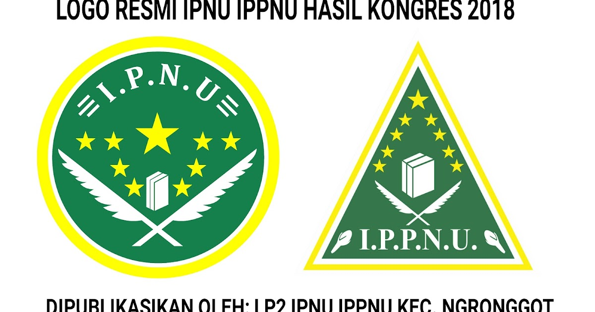 Logo Ippnu Terbaru 4