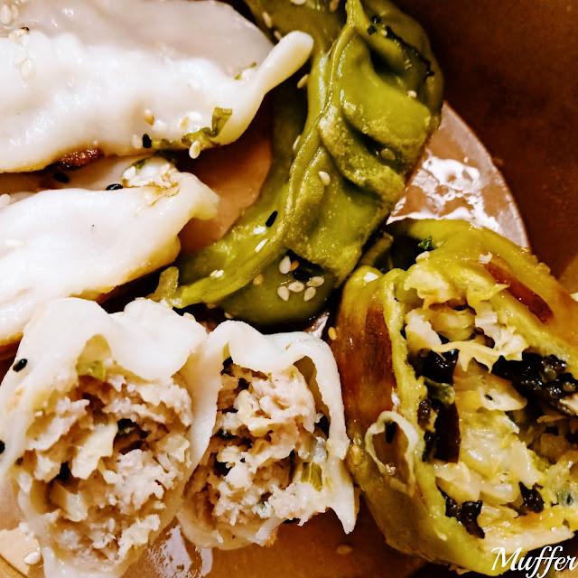 Mama Chau's - Mix Dumplings