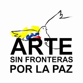 LOGO ARTES SIN FRONTERAS POR LA PAZ