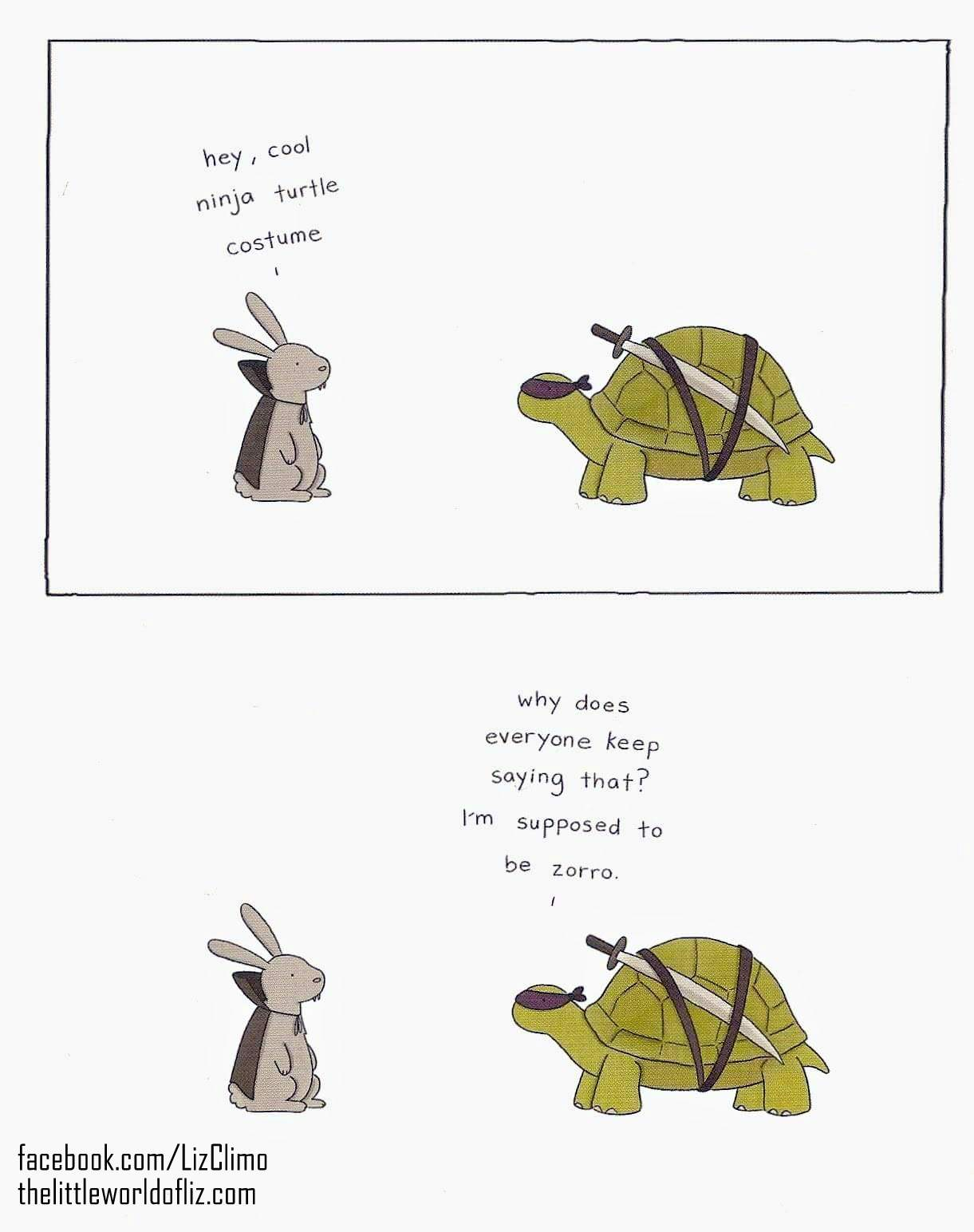 Liz%2BClimo%2BHalloween%2Bcostume rabbit ramblings funny bunny monday meme*day
